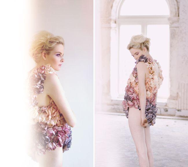 Makeup & Hair: Marike de Groot Photographer: Amy Scheepers Model: Tessa Rose Vardy