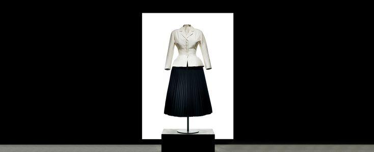 A revolução do New Look / Històrias da Dior / A MAISON  DIOR  / DIOR Site Oficial