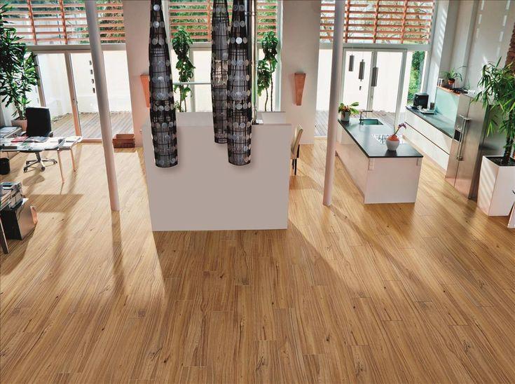 39 best pavimentos imitaci n a madera images on pinterest - Suelo imitacion parquet ...