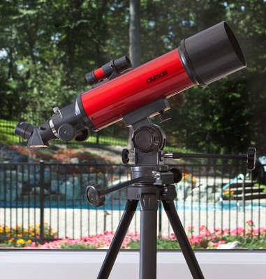 Carson Red Planet 25-56 x 80mm Refractor Telescope