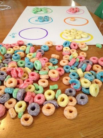 Color sort game. Repinned by AutismClassroom.com Follow us at http://www.pinterest.com/autismclassroom/