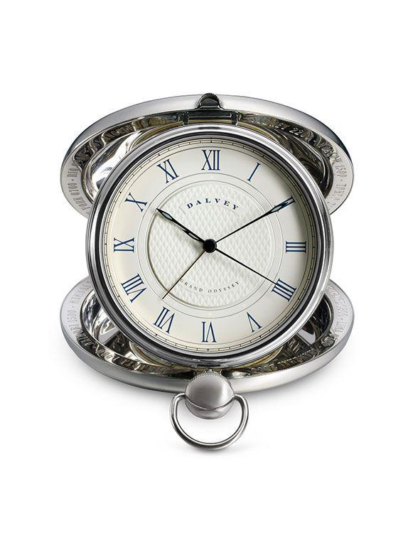 Dalvey ρολόι ταξιδιού - ALEXANDRIDIS Gallery ΚΑΠΠΑ