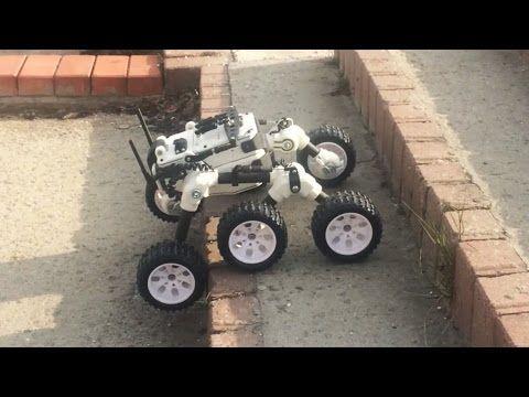 mars rover arduino - photo #25
