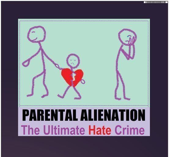 Parental Alienation is the ultimate hate crime!