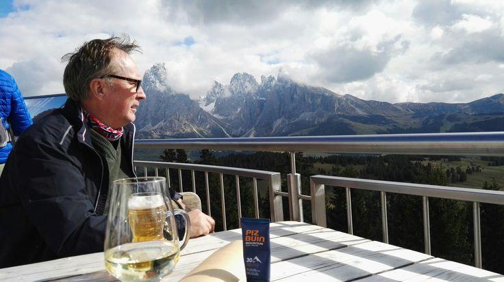 Trip to Dolomiti, Alpe di Siusi, Alto Adige. Wonderful!