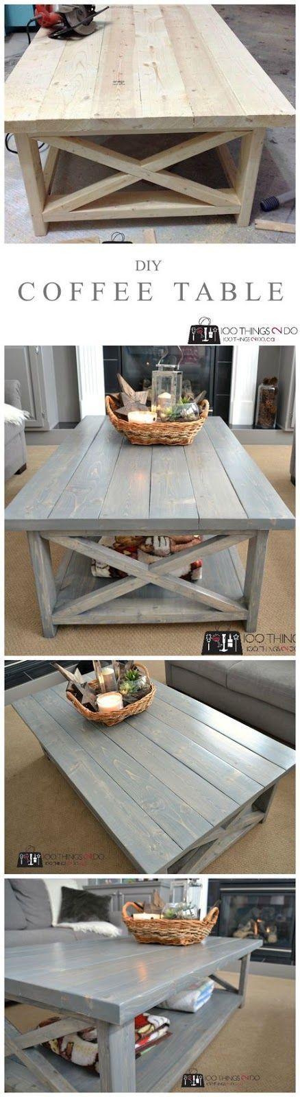 12 Beautifully Rustic DIY Farmhouse Tables (scheduled via http://www.tailwindapp.com?utm_source=pinterest&utm_medium=twpin&utm_content=post94910223&utm_campaign=scheduler_attribution)