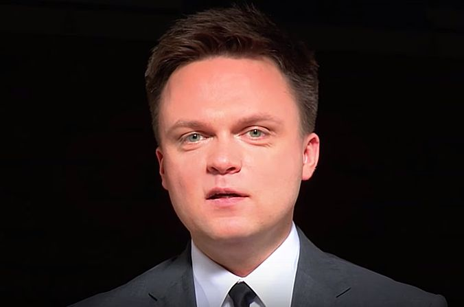 """Czy katolik może być nacjonalistą i wznosić okrzyki """"Polska dla Polaków""""? Otóż, niestety, nie może. Dlaczego? - pisze Szymon Hołownia."""