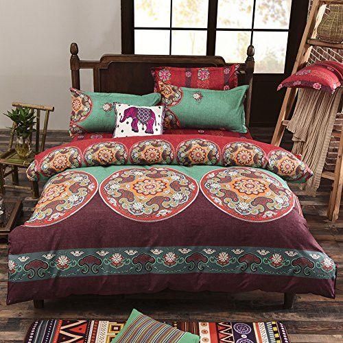 Best 25 Bohemian Comforter Ideas On Pinterest Gypsy