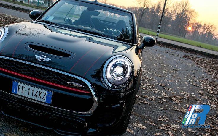 Prova MINI Cabrio John Cooper Works, divertimento e stile su 4 ruote http://www.italiaonroad.it/2017/01/18/prova-mini-cabrio-john-cooper-works-divertimento-e-stile-su-4-ruote/