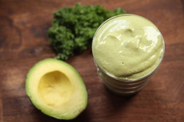 This coffee-avocado smoothie recipe might be the best thing to happen to your mornings