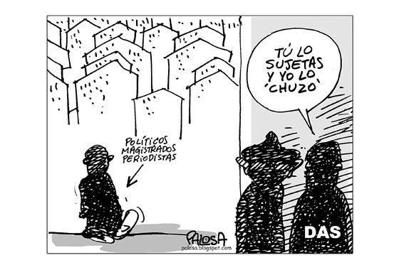 ChuzaDAS Publicado 23 de febrero de 2009, El Espectador