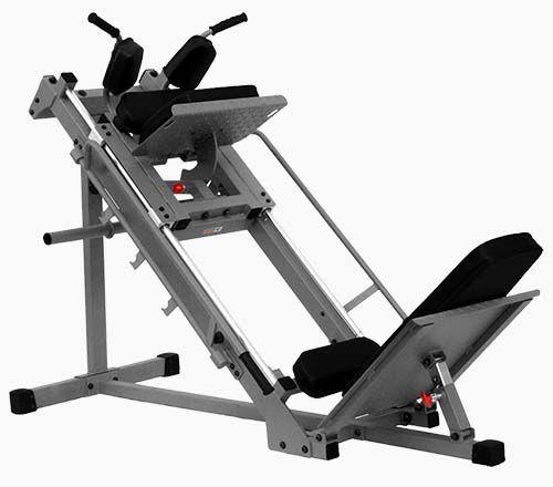 XMark Leg Press Hack Squat XM-7616 Review by Garage Gym