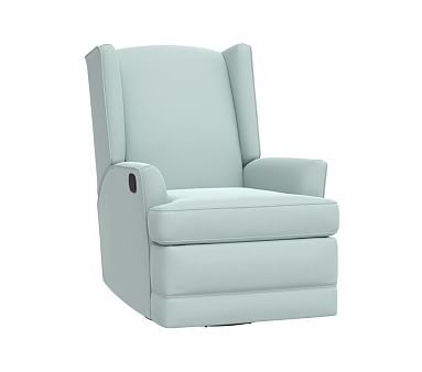 Modern Wingback Swivel Glider Amp Recliner Manual
