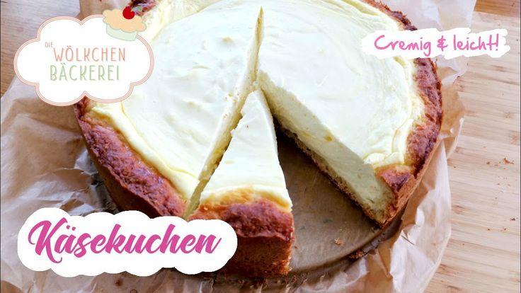 Die Wolkchenbackerei Quark Sahne Torte Kasekuchen Gesunder Und Leicht Kaloriernarm Punktearm Youtube Wolkchen Backerei Quark Sahne Torte Diat Kuchen