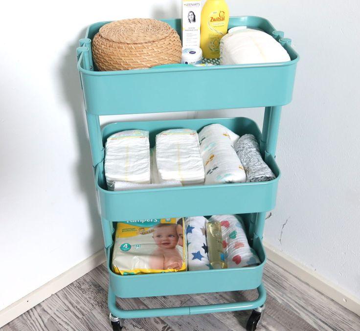 die besten 25 ikea trolley ideen auf pinterest ikea. Black Bedroom Furniture Sets. Home Design Ideas