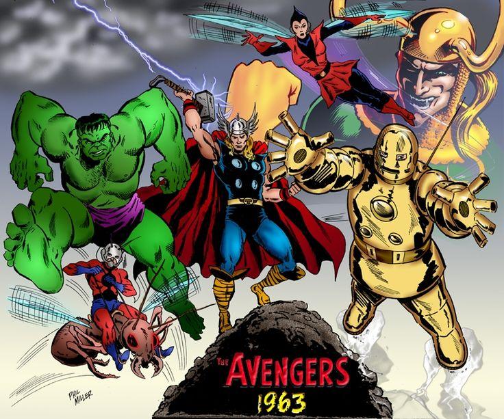 Avengers Pinterest: 47 Best Images About The Avengers On Pinterest