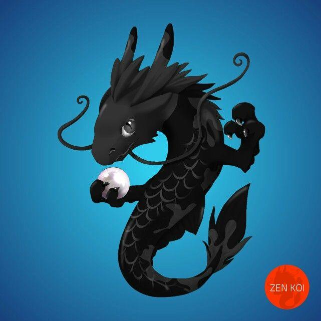 14 best zen koi dragons images on pinterest koi dragon for Koi fish games