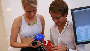 Spiroergometrie Radsport Leistungsdiagnostik auf dem Radergometer