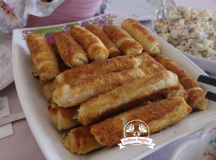 Patatesli Çıtır Börek | Güllerin Tarifleri