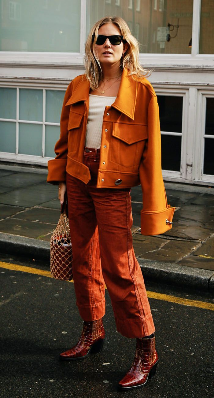 6 Winter Colour Combos That Will Instantly Lift Your Mood via @WhoWhatWearUK