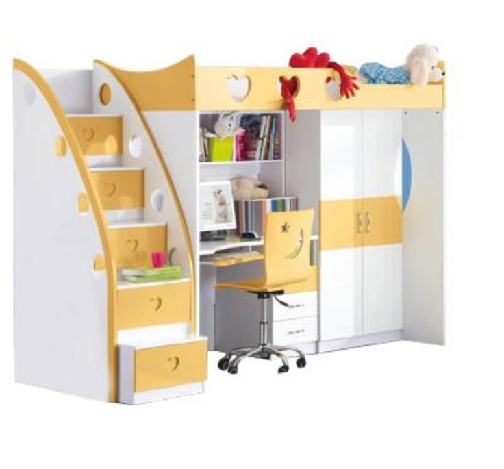 Loft Bed From  X
