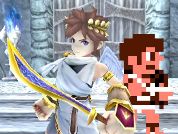1000 Ideas About Kid Icarus Uprising On Pinterest
