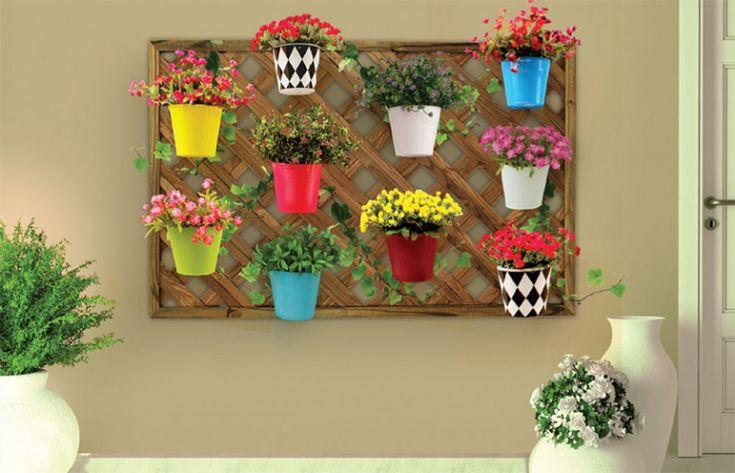 Jardim Vertical: ideias para montar o seu em casa - Casinha Arrumada