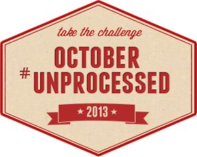 I'm Doing this ...October Unprocessed 2013. I plan to STOP all my Supplements and eat totally Unprocessed for Oct 2013. (I'll stay on the BP meds, I guess)  Anyone want to Join me for SUPPORT and Ideas?  ...Linda 9/6/2013