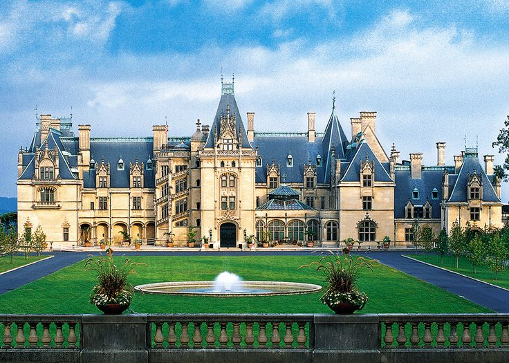 Biltmore Estate Known as America's largest home, Biltmore Estate is the stunning room retreat of George and Edith Vanderbilt that was completed in Situated in the beautiful Blue Ridge Mountains, the estate is open to the public.
