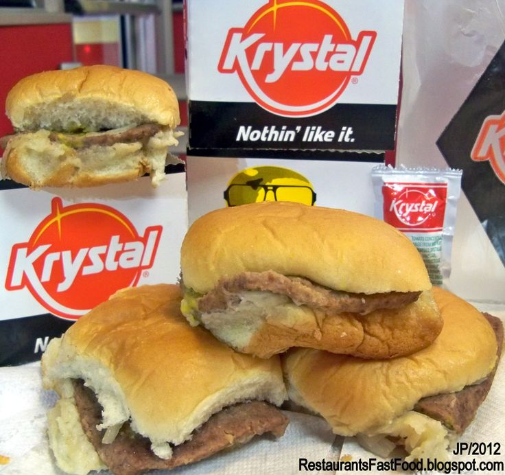 Krystal Restaurant | KRYSTAL+BURGERS+Pile,+Krystal+Fast+Food+Hamburger+Restaurant+Nothin ...