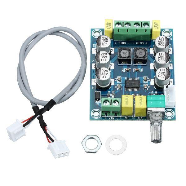 US$7 90] DC12-24V 25Wx2 TPA3123 Digital Audio Amplifier