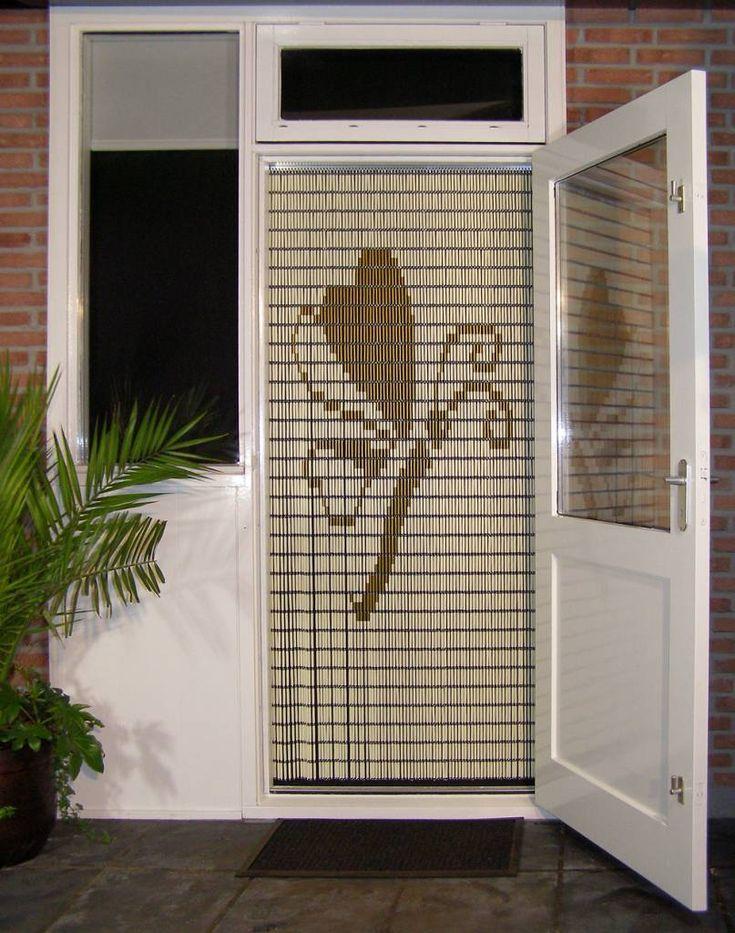 Vliegengordijn Libelle als dhz-pakket | Liso® vliegengordijnen - Vliegengordijnen.shop