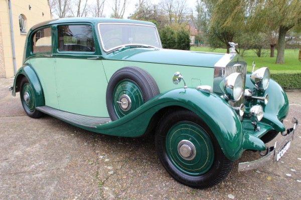 1937 Rolls-Royce 25-30 / Park-Ward