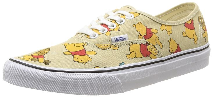 Amazon.com: VANS x DISNEY AUTHENTIC Winnie The Pooh VN-018BGHJ (D ...