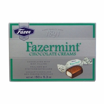 Fazermint Chocolate Creams - 150g - Click to enlarge