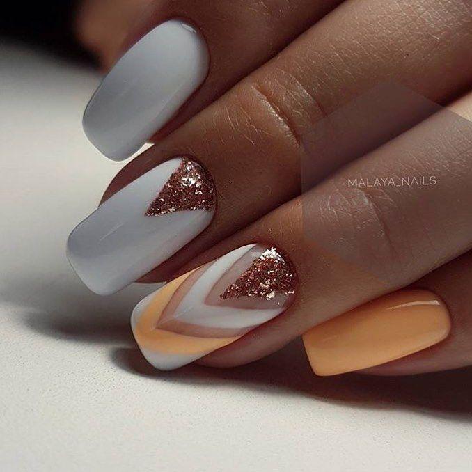 Красивейшая геометрия от @malaya_nails . . . #nails #nail #nailart #маникюр #naildisain #гельлак #дизайн #педикюр #manicure #beautifulnails #ногтисочи #ногтимосква #ногтипитер #ногтиказань #кутикула #стыквстыкккутикуле #дизайнгельлаками #ногтиновосибирск #идеиманикюра #москвакосметика #ногтиекб #кутикула