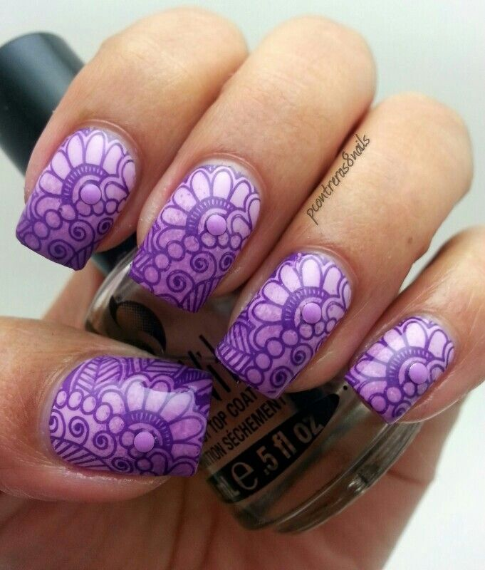 112 best CICI & SISI - Stamping Nail images on Pinterest | Nail ...