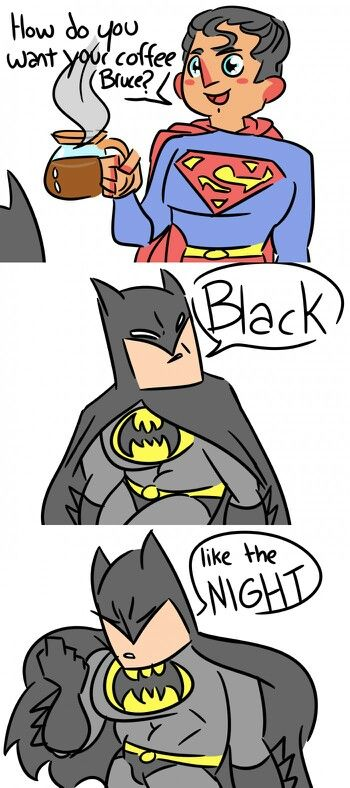I love batman