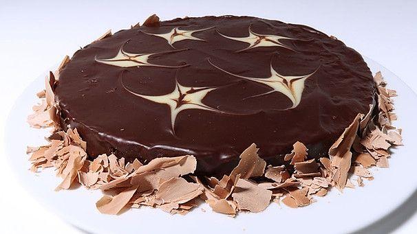 Schuhbecks Feinschmeckerei Schokoladen Orangen Kuchen Br De Kuchen Schokolade Sternekoch