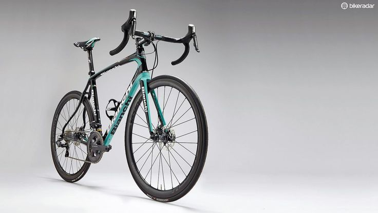 Bianchi Infinito CV disc -- Pro cobbled special now with hydraulic braking - bikeradar