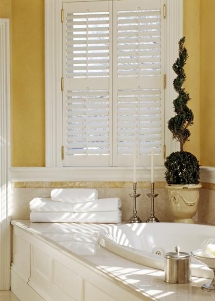 ( Window Shades in the Bathroom ) Siemasko + Verbridge - Gatsby - Photo Credit: Sam Gray