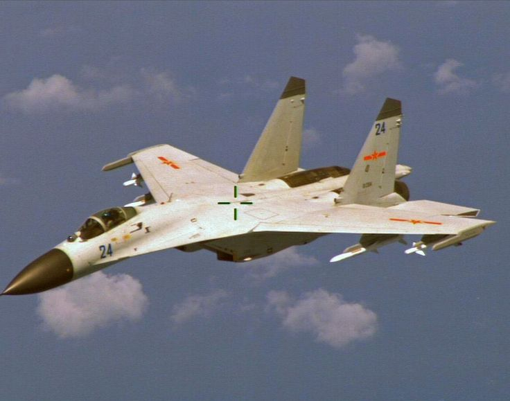 Chinese jets fly dangerously close during intercept of US plane over South China Sea