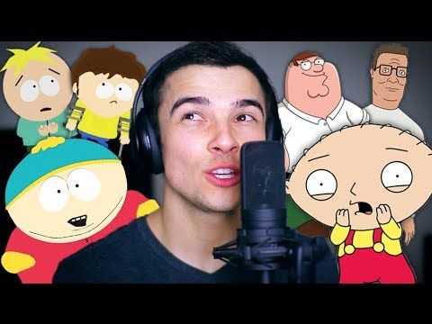 "PLEASE GO WATCH THUS VIDEO LANEE TIDMORE! Lol South Park  and Family Guy and King of the Hill! Ariana Grande ""Problem"" (Family Guy/South Park Voices)"