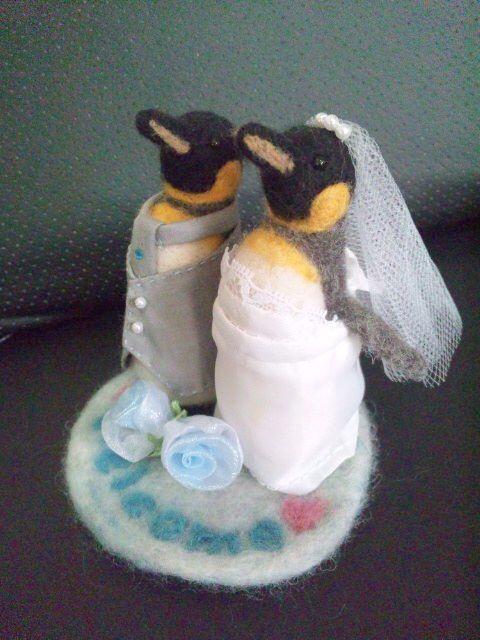 ペンギンのウェルカムドール