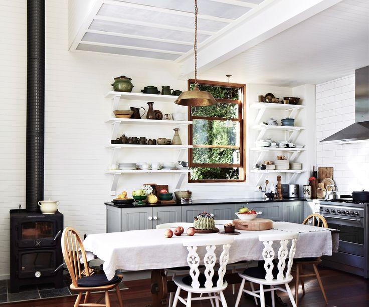 59 best My kitchen inspiration images on Pinterest Kitchen ideas - k chen antik stil