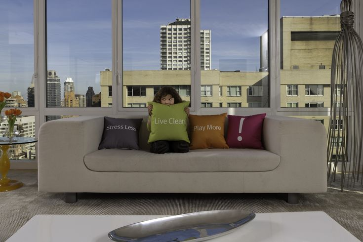 Welcome to Messfree Stress Free living with Crypton Fabric.