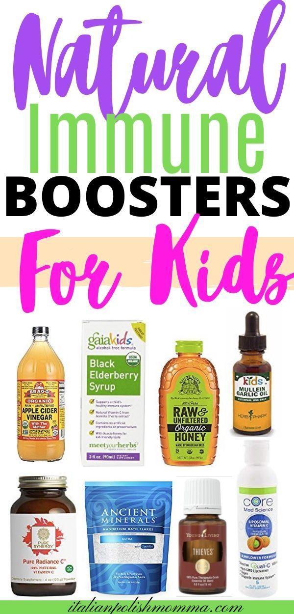Immune Boosting Vitamin Kit for Kids in 2020 Healthy
