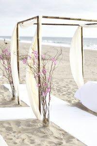 Beach Wedding Decorations For Beach Theme Weddings
