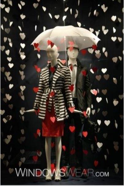 Dancing in the rain. I veri romantici non danzano sotto la normale pioggia, e…