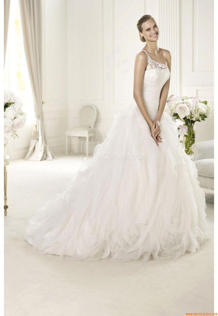 46 best organza wedding dresses images on Pinterest   Wedding frocks ...